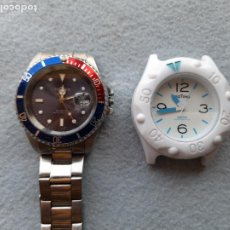 Relógios: LOTE DE 2 RELOJES MARCA POTENS DE CUARZO PARA CABALLERO. Lote 261934710
