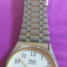 Relojes: RELOJ DE SEÑORA MARCA Q&Q QUARTZ WATER RESIST. Lote 262080550