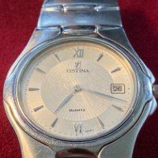 Relojes: RELOJ FESTINA, VER FOTOS (3,33 ENVÍO CERTIFICADO)2. Lote 262151040