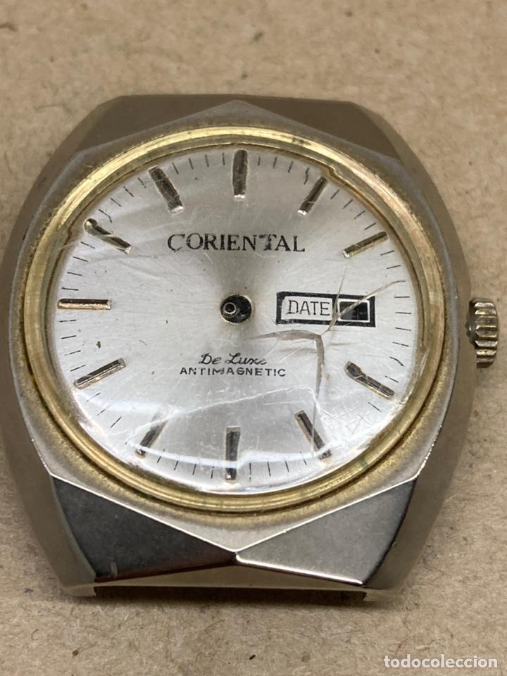 RELOJ CORRIENTAL PARA PIEZAS (Relojes - Relojes Actuales - Otros)