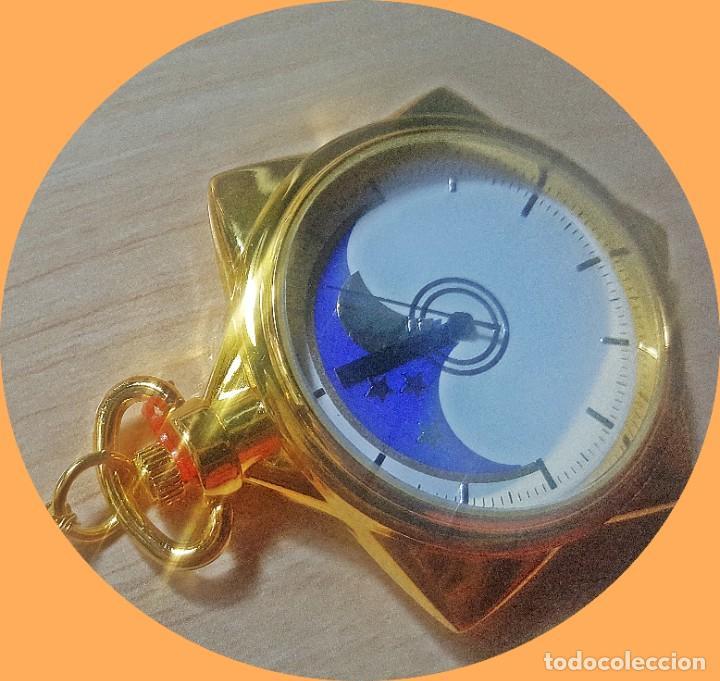 RELOJ BOLSILLO LUZ DE LUNA (Relojes - Relojes Actuales - Otros)
