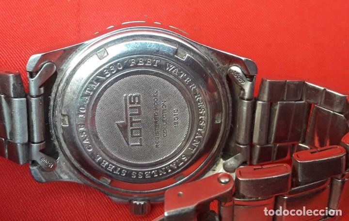 Relojes: RELOJ LOTUS MULTIFUNCTION W.R. 100M - Foto 6 - 262609805