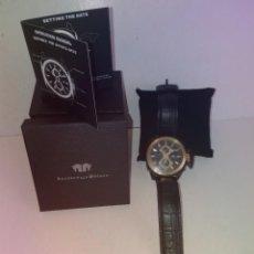 Relojes: ADMIRABLE RELOJ DE LUJO RHODEWALD NUEVO Y EN PLENO FUNCIONAMIENTO. Lote 262942685