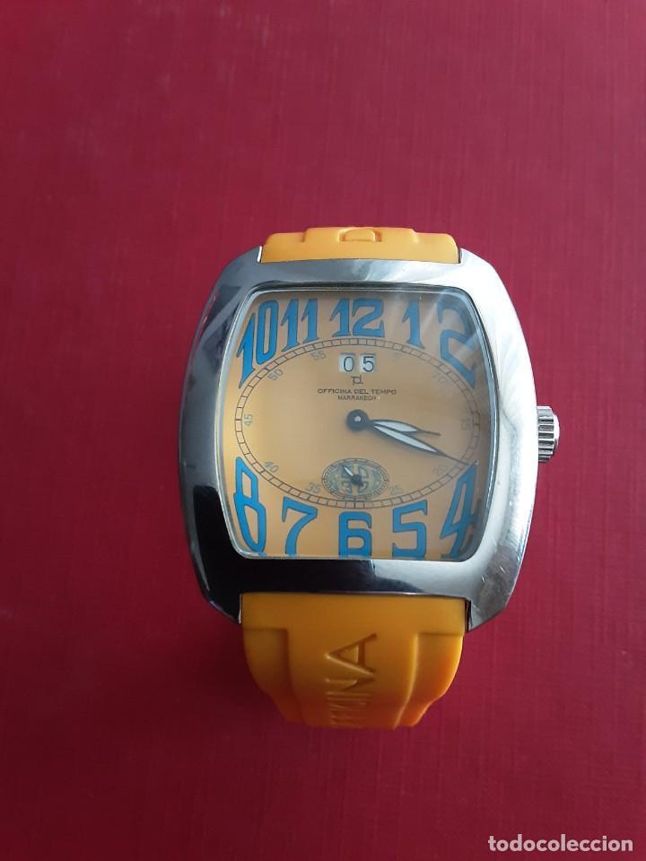 RELOJ OFICINA DEL TEMPO MARRAKECH (Relojes - Relojes Actuales - Otros)