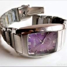 Relojes: LOUIS VALENTIN RELOJ QUARTZ - CAJA DE 32 X 35.MM. Lote 263181950