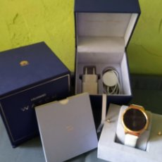 Relojes: ELEGANTE RELOJ PARA DAMA HUAWEI 316L STAINLESS STEEL PRIMER RELOJ INTELIGENTE DE 2015 NUEVO DE STOCK. Lote 263701070