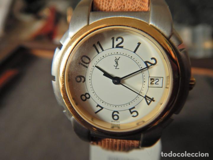 RELOJ YVES SAINT LAURENT (Relojes - Relojes Actuales - Otros)