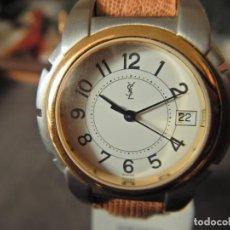 Relojes: RELOJ YVES SAINT LAURENT. Lote 264712124