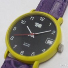 Relojes: TIQ. FUNCIONANDO. Lote 266140473