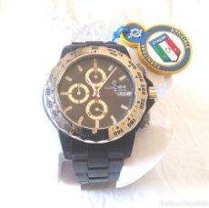 Relojes: RELOJ SPAZIO24 CHRONOGRAFO, CALENDARIO, POLYCARBONATE, COMO NUEVO EN CAJA. Lote 266830519