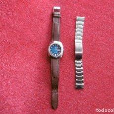Relojes: RELOJ DE PULSERA POTENS, SUIZO, CON 2 CORREAS.. Lote 267035674