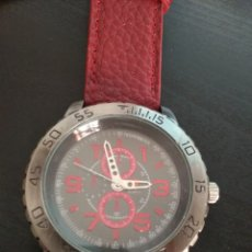 Relojes: RELOJ CABALLERO CUARZO PIEL NUEVO. Lote 267056049