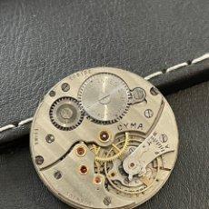 Relógios: CYMA TAVANNES 586K, MÁQUINA RELOJ CARGA MANUAL, FUNCIONA.. Lote 267335344