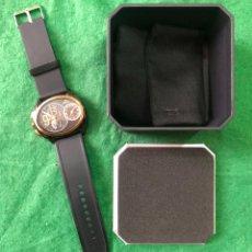 Relojes: RELOJ TIME FORCE LIMITED EDITION CRISTIANO RONALDO TF 3330M Nº 01620 / MUY BUEN ESTADO. Lote 268023344