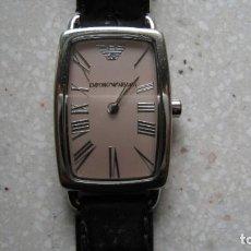 Relojes: ESTUPENDO RELOJ DE SEÑORA EMPORIO ARMANI TODO ORIGINAL PILA NUEVA BUEN ESTADO. Lote 268833919