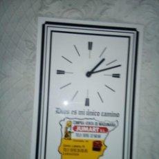 Relojes: RELOJ DE PARED A PILA. Lote 268998774