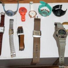 Relógios: LOTE DE RELOJES SIN PROBAR. Lote 269151833
