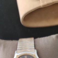 Relojes: EBEL SPORT CLASSIQUE, RELOJ DE CABALLERO, ALTA JOYERIA SUIZA, UNA JOYA EN ACERO Y ORO, CON ESTUCHE D. Lote 269200993