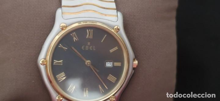 Relojes: EBEL SPORT CLASSIQUE, RELOJ DE CABALLERO, ALTA JOYERIA SUIZA, UNA JOYA EN ACERO Y ORO, CON ESTUCHE D - Foto 18 - 269200993