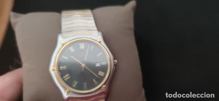 Relojes: EBEL SPORT CLASSIQUE, RELOJ DE CABALLERO, ALTA JOYERIA SUIZA, UNA JOYA EN ACERO Y ORO, CON ESTUCHE D - Foto 22 - 269200993