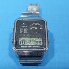 Relojes: RELOJ DIGITAL - CERTINA QUARTZ - ALARM CHRONOGRAPH. Lote 269202613