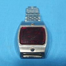 Relojes: RELOJ DIGITAL SANYO - STAINLESS STEEL CASE - NO FUNCIONA. Lote 269204518