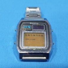 Relojes: RELOJ DIGITAL - SANYO - 50 M WATER RESIST NO FUNCIONA. Lote 269210433