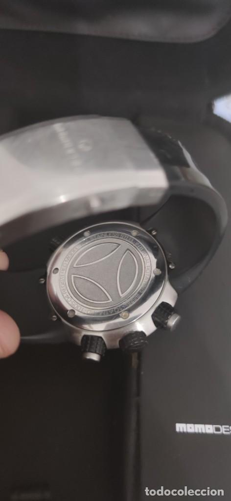 Relojes: MOMODESIGN DRIVER PRO MD-1005, RELOJ PRECIOSO. - Foto 3 - 269471583