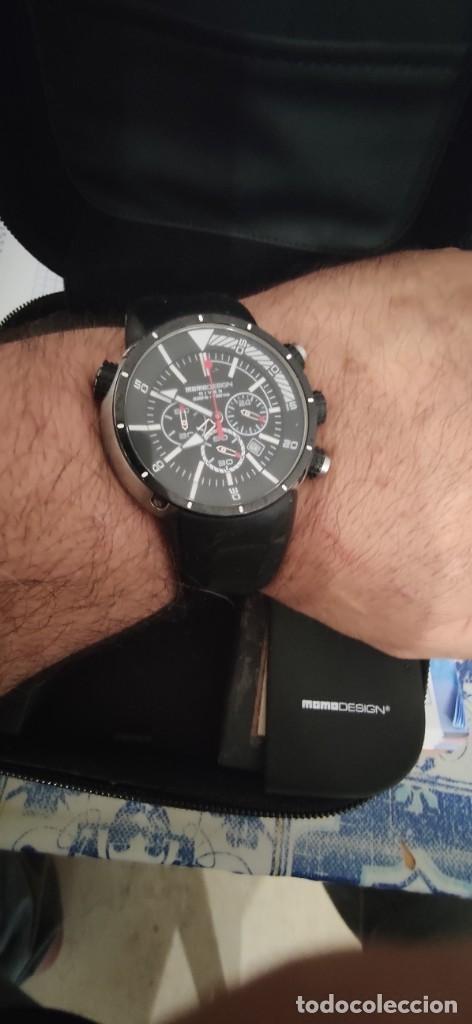 Relojes: MOMODESIGN DRIVER PRO MD-1005, RELOJ PRECIOSO. - Foto 15 - 269471583