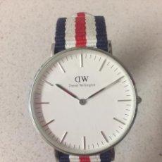 Relógios: RELOJ DANIEL WELLINGTON. Lote 269753393
