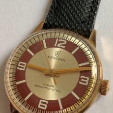 Relojes: RELOJ COLECCIÓN VINTAGE FESTINA 17RUBIS SWISS MADE.. Lote 270162368