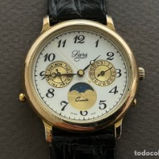 Relojes: SARS QUARTZ FASE LUNAR. 33MM. FUNCIONA.. Lote 270356478