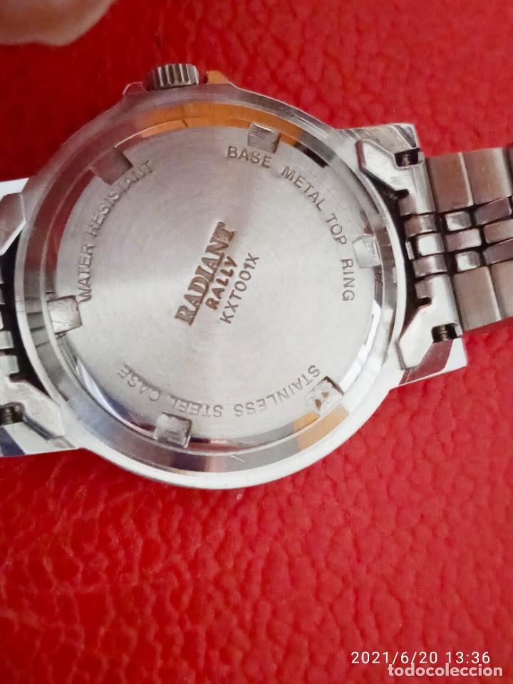 Relojes: RELOJ RADIANT RALLY WATER 100M RESIST. - Foto 14 - 270380233