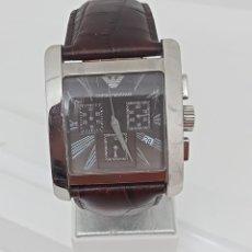 Relojes: RELOJ EMPORIO ARMANI CLASICO-AR 0185. Lote 272375453