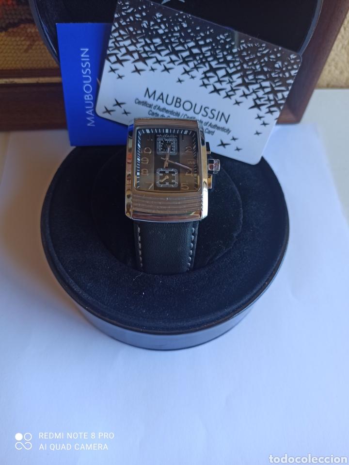 "Relojes: Reloj MAUBOUSSIN ""Force & Energie Vitales - Foto 2 - 273486058"