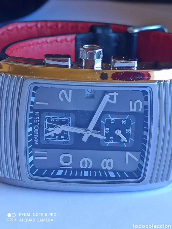 "Relojes: Reloj MAUBOUSSIN ""Force & Energie Vitales - Foto 3 - 273486058"