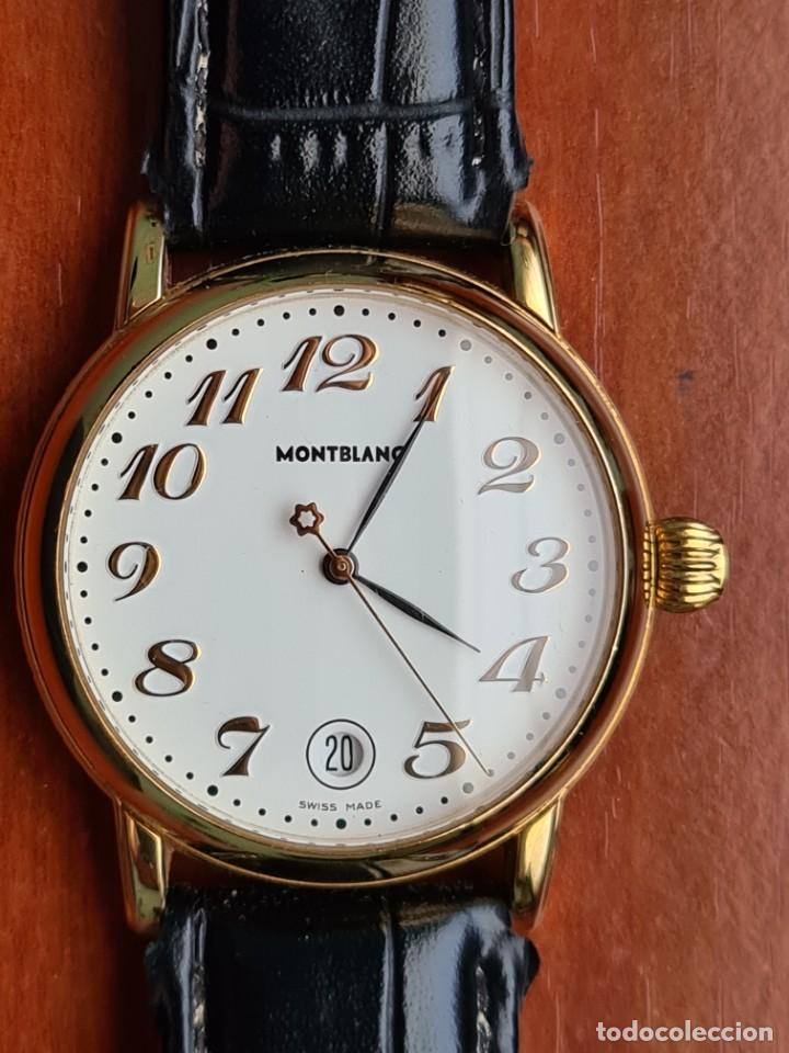 RELOJ MONTBLANC MEISTERSTUCK (Relojes - Relojes Actuales - Otros)