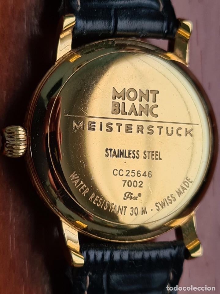 Relojes: RELOJ MONTBLANC MEISTERSTUCK - Foto 2 - 276926078