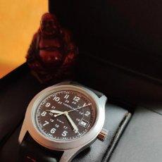 Relojes: RELOJ HAMILTON KHAKI. Lote 277261988