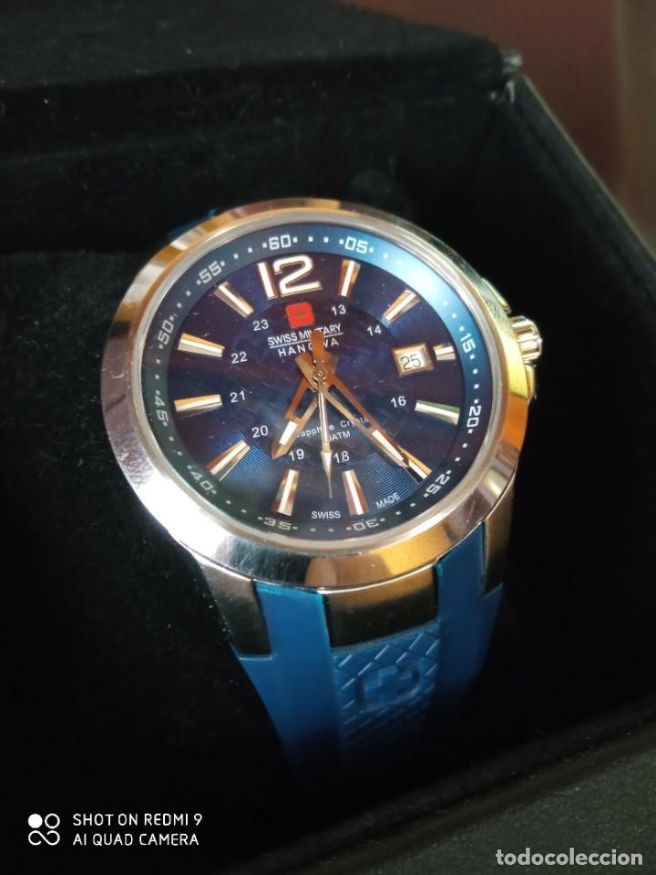 Relojes: Reloj Swiss military Hannowa con defecto? - Foto 2 - 277277613