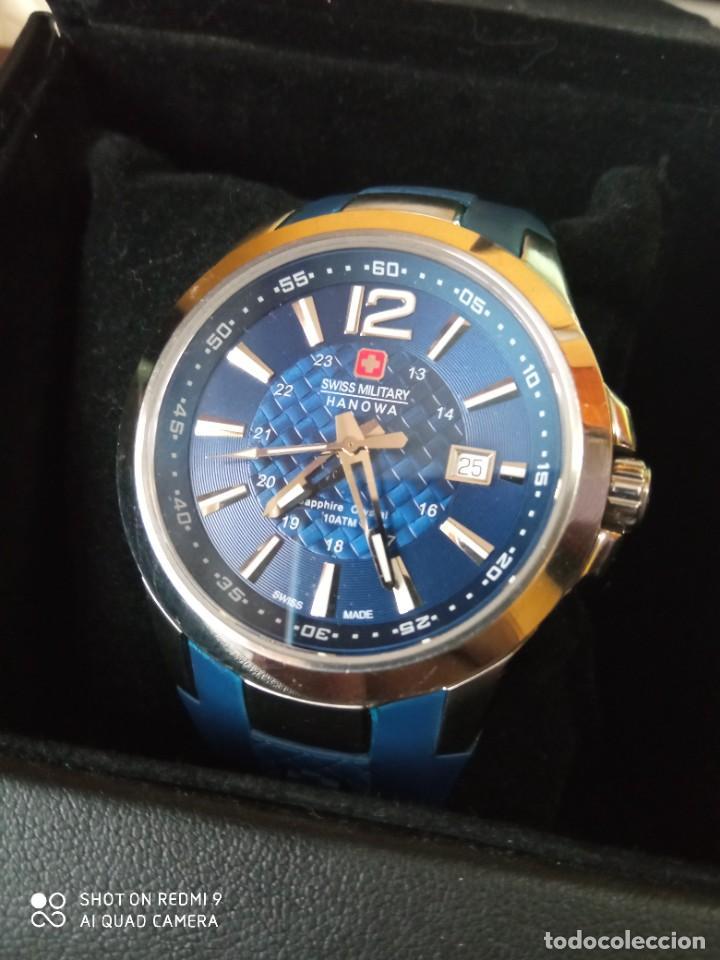 RELOJ 'SWISS MILITARY HANNOWA' CON DEFECTO? (Relojes - Relojes Actuales - Otros)