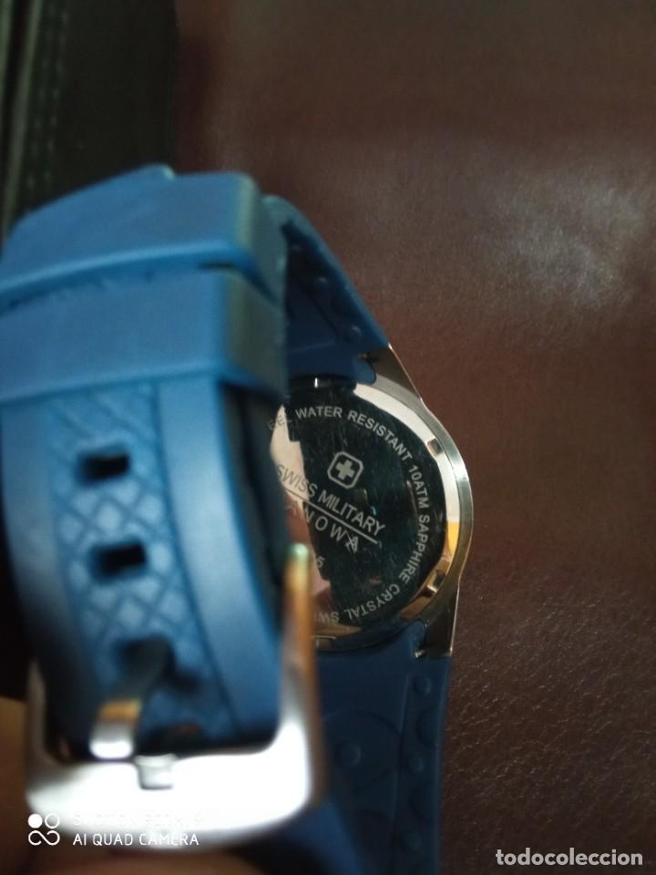 Relojes: Reloj Swiss military Hannowa con defecto? - Foto 4 - 277277613