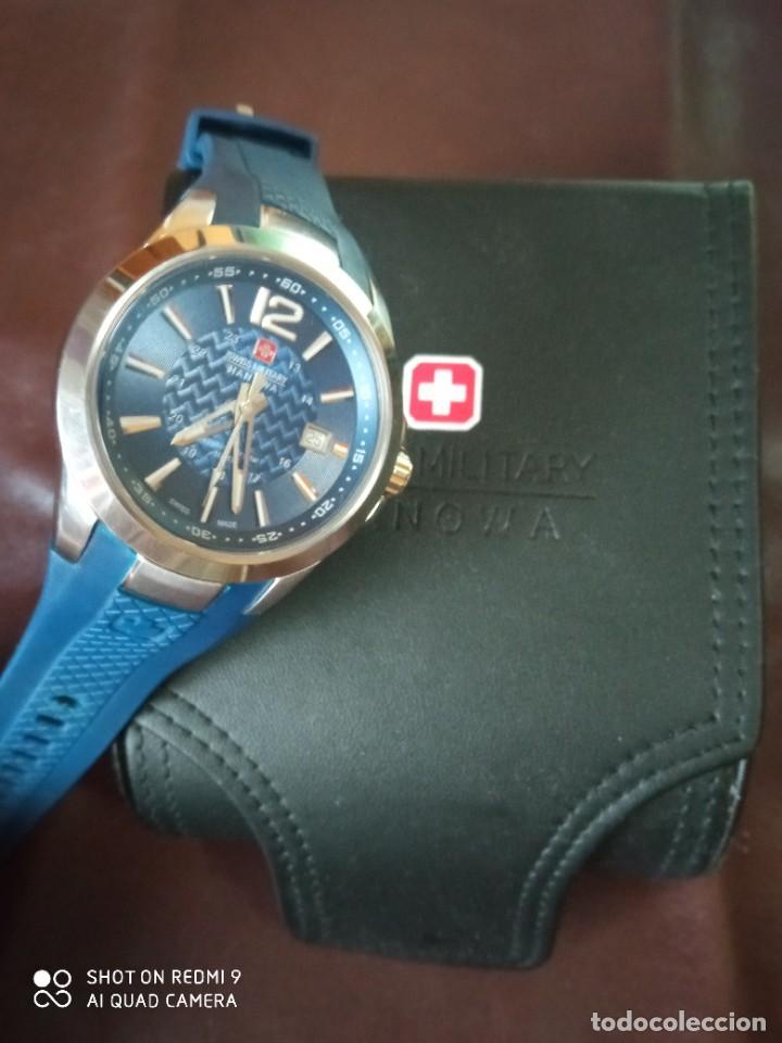 Relojes: Reloj Swiss military Hannowa con defecto? - Foto 5 - 277277613