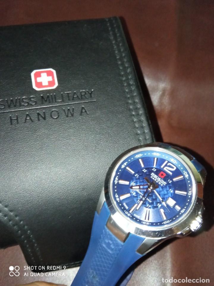 Relojes: Reloj Swiss military Hannowa con defecto? - Foto 6 - 277277613