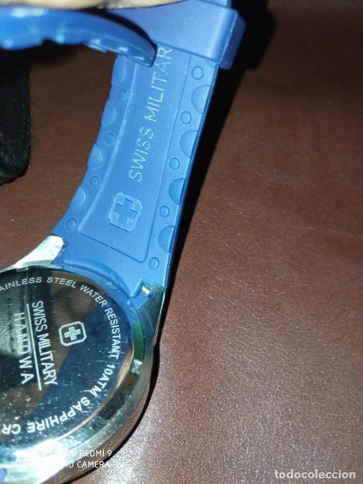 Relojes: Reloj Swiss military Hannowa con defecto? - Foto 7 - 277277613