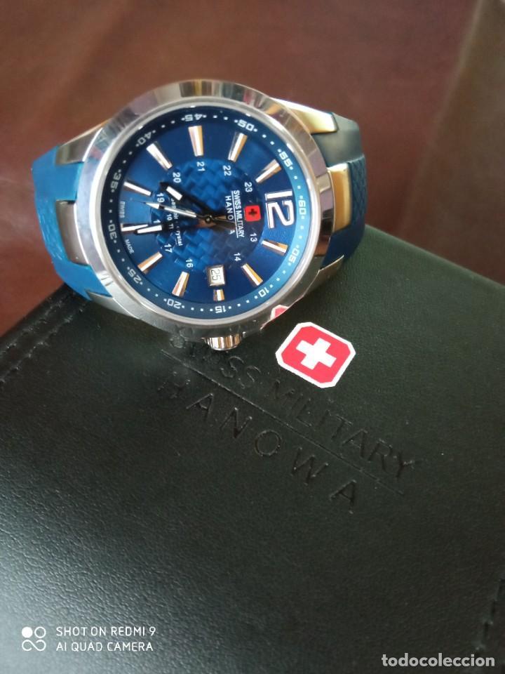 Relojes: Reloj Swiss military Hannowa con defecto? - Foto 8 - 277277613