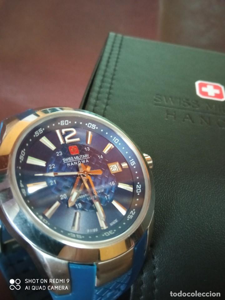 Relojes: Reloj Swiss military Hannowa con defecto? - Foto 9 - 277277613