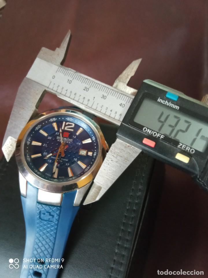 Relojes: Reloj Swiss military Hannowa con defecto? - Foto 10 - 277277613