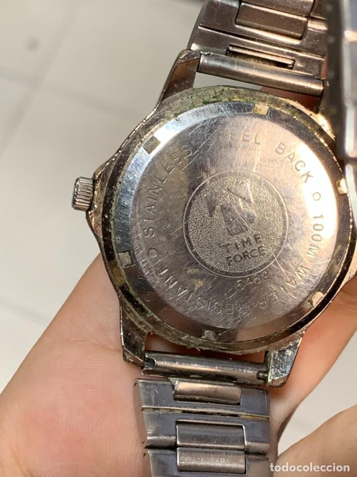 Relojes: RELOJ MUÑECA TIME FORCE 5462 40MM - Foto 3 - 277635903