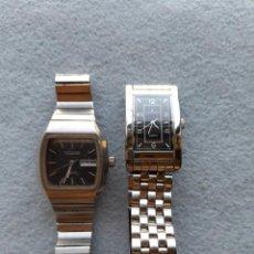 Relojes: RADIANT. LOTE DE 2 RELOJES DE CUARZO PARA CABALLERO. Lote 277746863